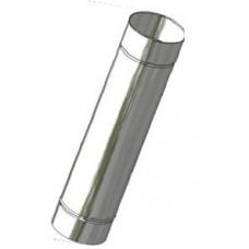 Kouřovod nerez ø 160mm délka 1000 mm 0,6mm