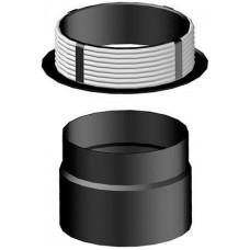 Redukce pro přípojení do keramického komínu 180/180mm
