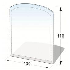 Podkladové tvrzené sklo pod kamna Lienbacher 21.02.887.2