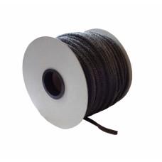 Těsnící šňůra šedá 10 mm